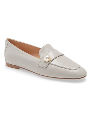 Stuart Weitzman payson pearly loafer