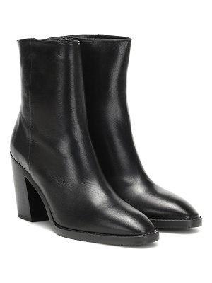 Stuart Weitzman wynter leather ankle boots