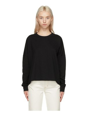 Studio Nicholson cotton long sleeve t-shirt
