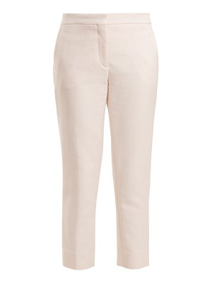 SUMMA high rise cropped trousers