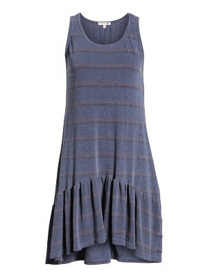 Sundry ruffle tank dress