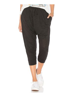 Sundry Star Drop Crotch Sweatpant
