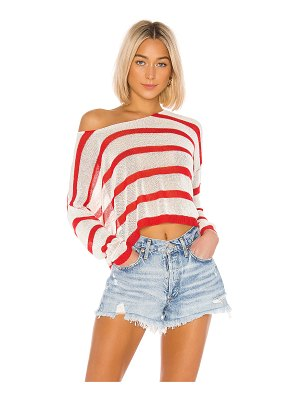 superdown adriana knit sweater