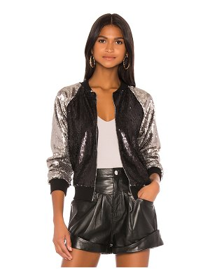 superdown barb bomber jacket
