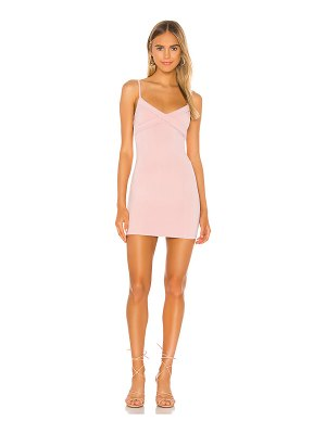 superdown brandy mini dress