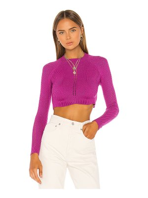 superdown candy sweater