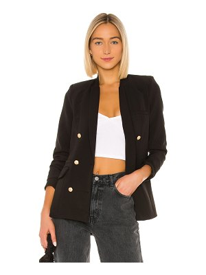 superdown charli double breasted blazer