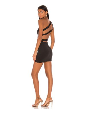 superdown davey strappy back dress