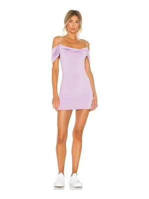 superdown grayson mini dress