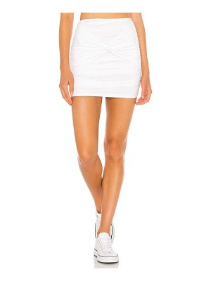 superdown kandice twist mini skirt
