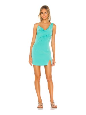 superdown kylie mini slip dress