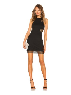superdown michaela cut out dress