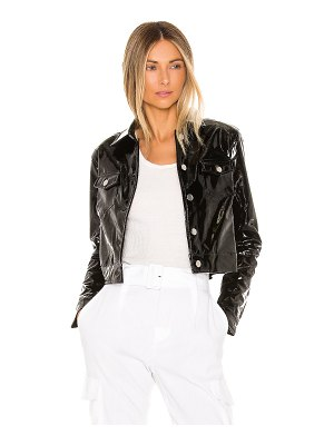 superdown nicki cropped moto jacket