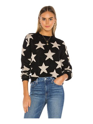 superdown rosabel crew neck sweater