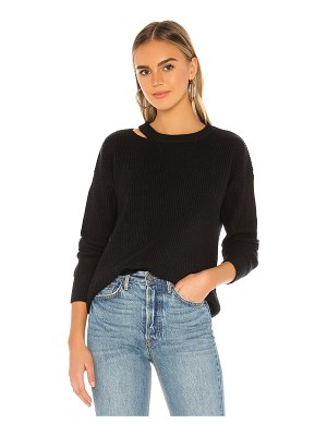 superdown samantha oversized knit sweater