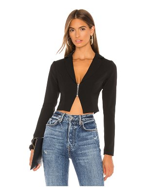 superdown sammi crop blazer