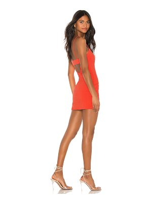 superdown skylar mini dress
