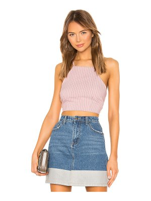 superdown suzie tie back top