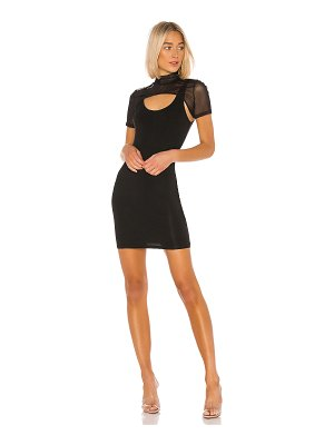 superdown tavi mini bodycon dress