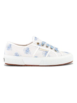 Superga x loveshackfancy 2750 sneaker