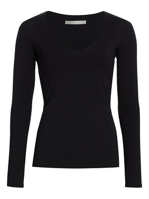 Susana Monaco essential v-neck top