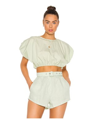 SWF cropped tee