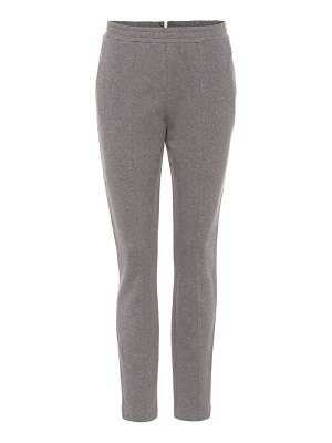 T by Alexander Wang cotton track pants