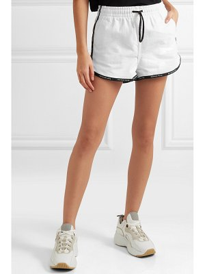 T by Alexander Wang denim shorts