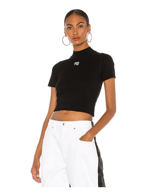 T by Alexander Wang foundation bodycon top