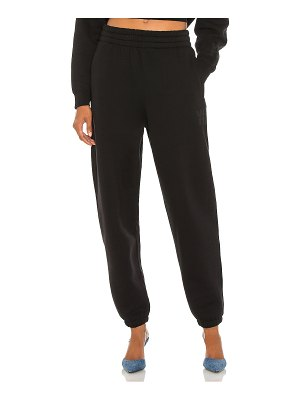 T by Alexander Wang foundation terry classic sweatpant