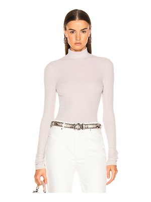 T by Alexander Wang Long Sleeve Turtleneck Top