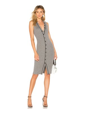 T by Alexander Wang Sleeveless Dress