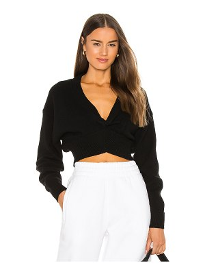 T by Alexander Wang v neck pullover
