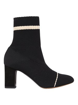 Tabitha Simmons 75mm anna sock knit ankle boots