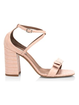 Tabitha Simmons hudson croc-embossed leather sandals