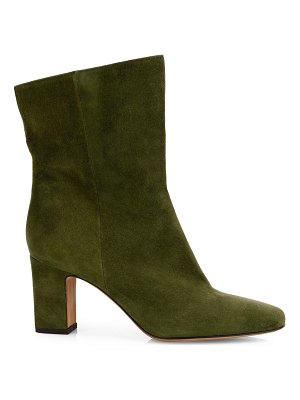 Tabitha Simmons lela slouchy suede bootie