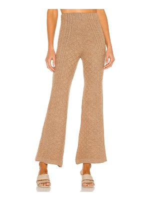 Tach Clothing agafia knit pant