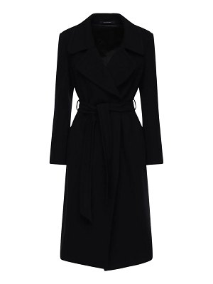 TAGLIATORE 0205 Molly belted wool & cashmere coat