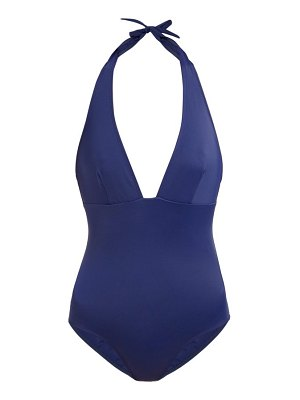 Talia Collins the hold up halterneck swimsuit