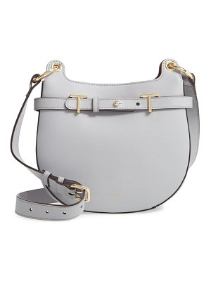Ted Baker badoo t-logo leather crossbody bag