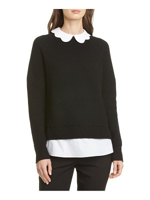 Ted Baker chunky mockable sweater