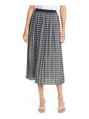 Ted Baker coliin pleated skirt