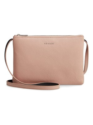 Ted Baker cottii colorblock leather shoulder bag