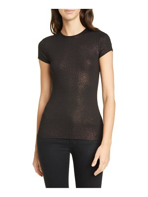 Ted Baker fitted shimmer tee