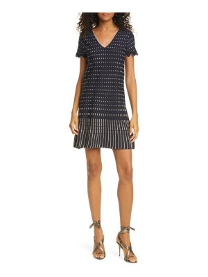 Ted Baker maciiey stitch detail knit dress