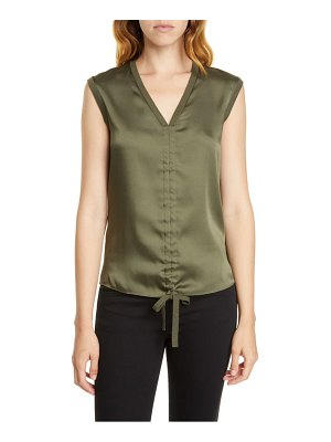 Ted Baker mix media top