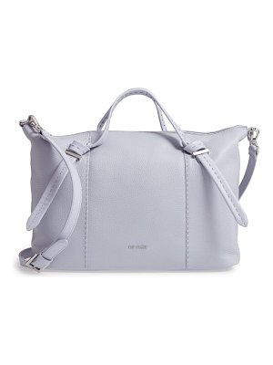 Ted Baker oellie knotted handle large leather tote