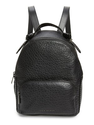 Ted Baker orilyy leather backpack
