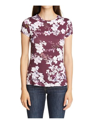Ted Baker raen pergola fitted graphic tee