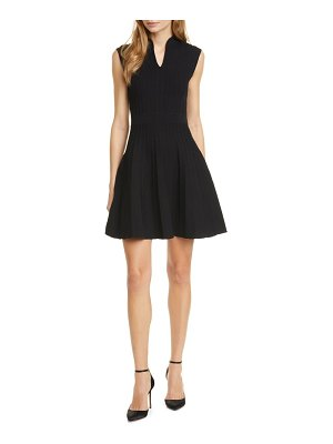 Ted Baker sleeveless knit skater dress